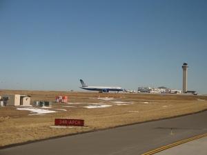 Denver Airport. ©H. Kleisny