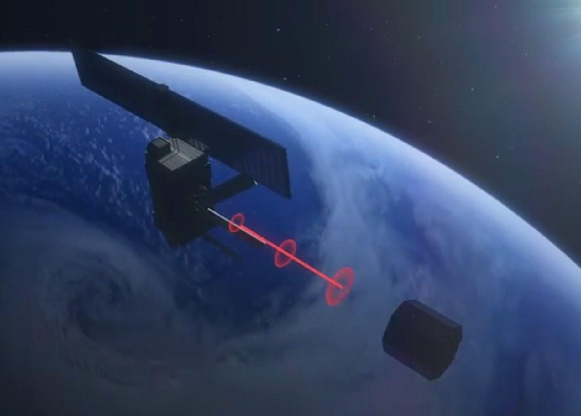 Relative Navigation. Foto ESA
