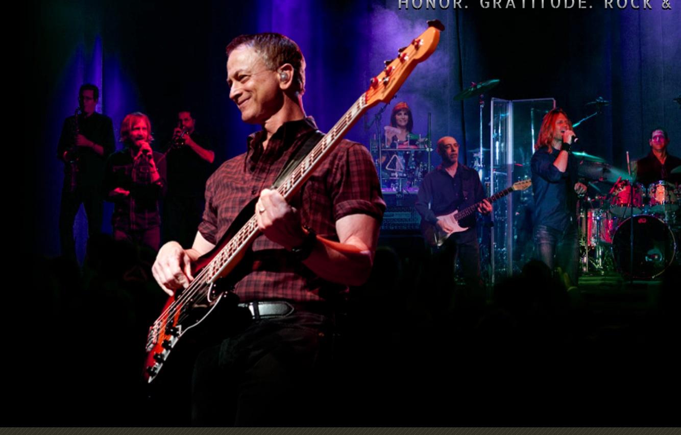 Gary Sinise & the LT. Dan Band