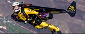 Jetman Yves Rossi