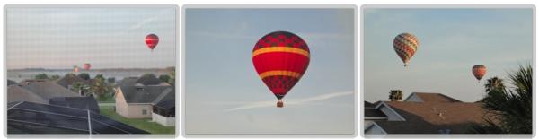 Ballons over Davenport. (c) HKL
